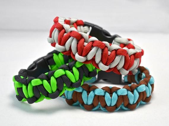 Bracelet Cobra Coeurs