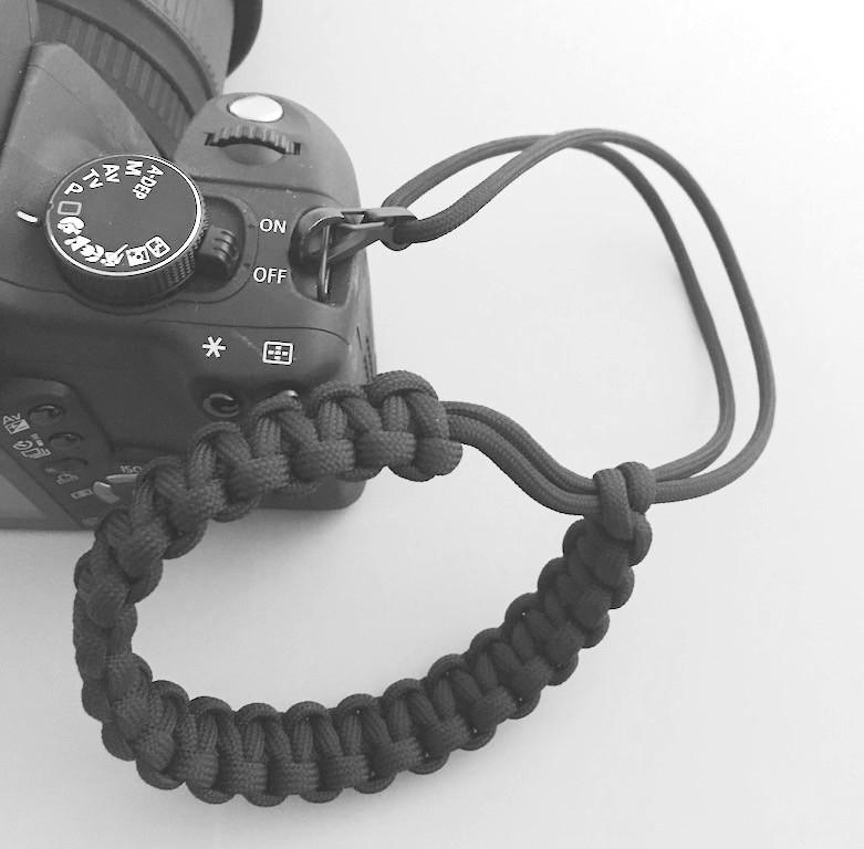 Sangle de poignet pour appareil photo/gps