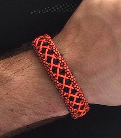 """Bracelet Cobra """"Haute Couture"""""""