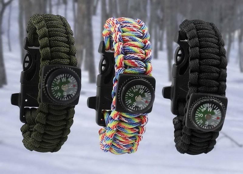 Bracelet de Survie Paracord