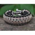 Bracelet King-Cobra (double-cobra)