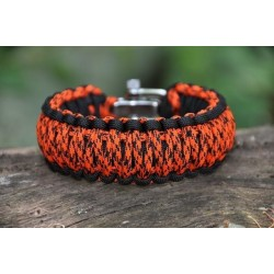 Bracelet Paracord King Cobra