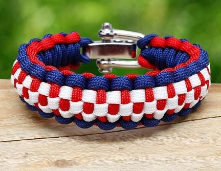 Bracelet Cobra Damier