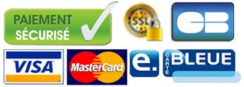 Nos solutions de paiement en ligne par CB