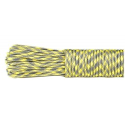grey yellow  - Paracord 550...