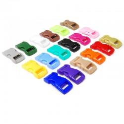 Boucles petites 15x30 couleurs