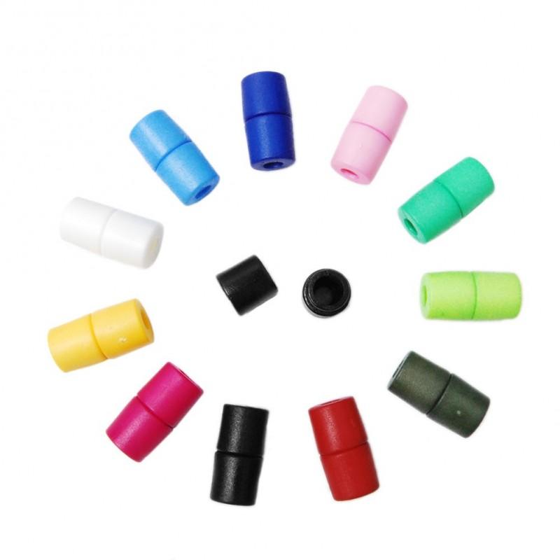 Clip fermoir couleurs pour collier ou bracelet Paracord