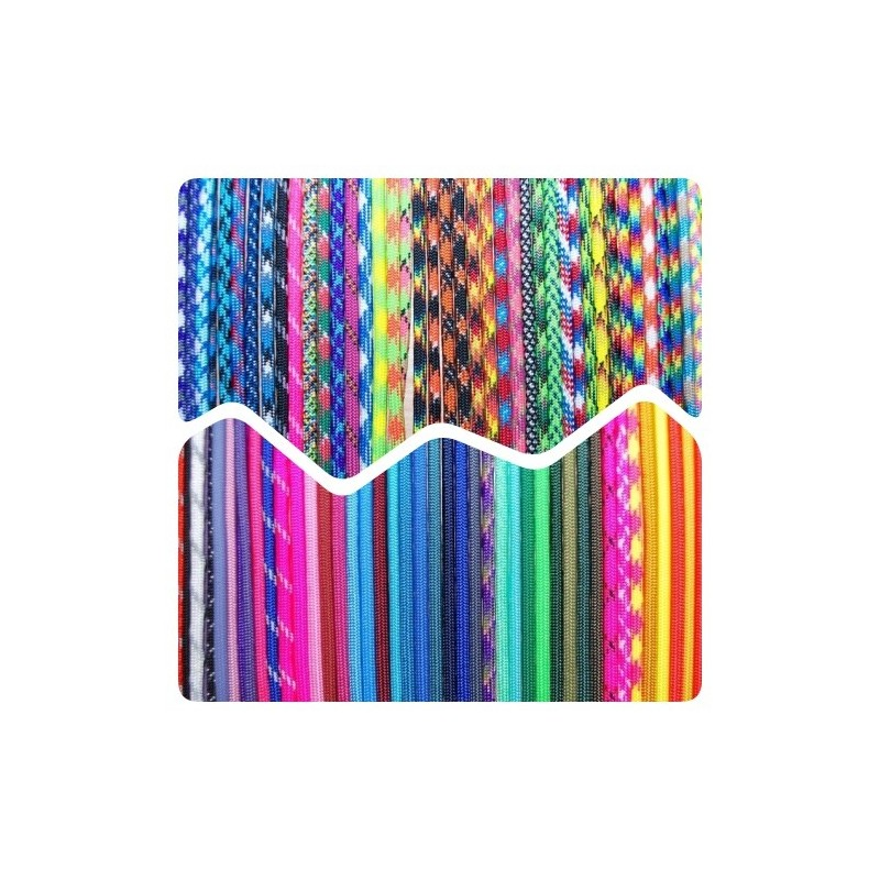 Echantillon(s) couleur(s) Paracord GRATUIT(s)