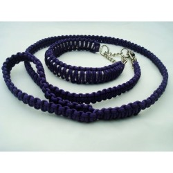 Collier Double Cobra Paracord