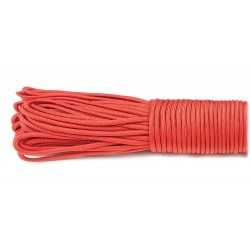 Red - Paracord 550 Type III