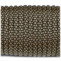 coyote brown snake  - Paracord type IV 750 (serpent brun coyote)