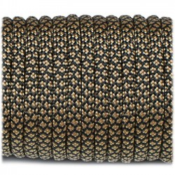 Coyote Brown Diamond - Paracord 750 Type IV (Coyote marron diamant)