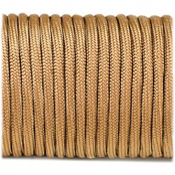Coyote Brown - Paracord 750 Type IV (Coyote marron)