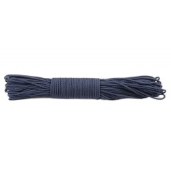 navy blue  - Paracord micro...