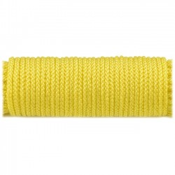 yellow  - Paracord micro (jaune)