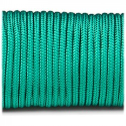 emerald green  - Paracord...