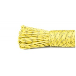 yellow  - Reflective Paracord 550 type III (jaune)